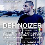 Deh-Noizer @ Caryca club (Krakow, Poland)