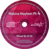 NJ - Makina Mayhem Vol # 4 (Turbo Set - MC Free)