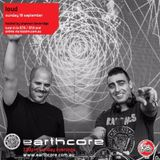 earthcast #132 - earthcore show on kiss fm 18/9/16 (loud)