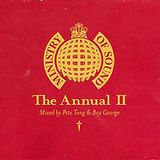 PETE TONG MINISTRY OF SOUND THE ANNUAL 2
