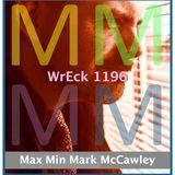 wrEck 1196 Min Max Mark