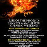 Seb Zito b2b Rossko @ Sankeys Manchester (20-12-2013)