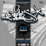 210 Presents - Trackside Burners Radio Show 132