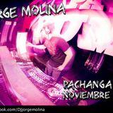 Jorge Molina (Pachanga Mix Noviembre 2015)