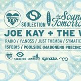 Soulection & WeHeartBeat Party Brought to you by Jozi Maboneng Radio 15/02/2015
