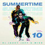 DJ Jazzy Jeff -  Summetime Vol 10