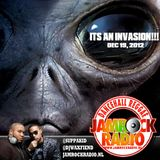 JAMROCK RADIO DEC 19, 2012: ITS AN INVASION!!!