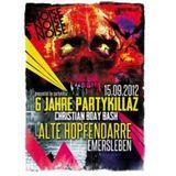 2012_09_15_Human Like Machines @ Hopfendarre Emersleben -6JAHRE PARTYKILLAZ&CHRISTIAN'S B-DAY BASH-