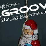 REBELGROOVE - Xmas Giveaway - 2hr Live mix of our 1st Birthday 2013