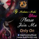 RJ_Maheen/Mahi show topic(ap sub ko Eidi kitni kitni mili kam yah zada )