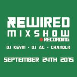 Rewired Mixshow - September 24th 2015