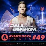 #49 PAUL BINGHAM - AVANTINOVA RADIO