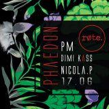 Phaedon - Limassol | Rote Club | 17.06.17