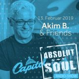 Absolut Soul Show /// 13.02.2019 on SOULPOWERfm