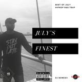 Bonesii's Best of July's 2018 - New Hiphop // R&B // Trap Music