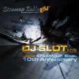 DJ Slot Live @ SteamUp Radio on 10th Anniversary (Netherlands)