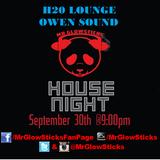 H20 Lounge in Owen Sound September 30 2017