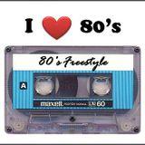 DJ SMITTY 80's FREESTYLE MIX
