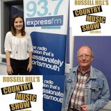 Russell Hill's Country Music Show on Express FM feat. Rebecca Jayne + Ade Cull. 14/05/17