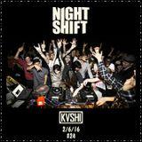 Night Shift ARP 6/2/16 [#24]