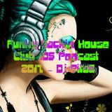 Funky Jackin House Club 105 Podcast 2017 - Dj PitaB