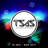 DJ Mix - Mar 2017 - 100% DJ Podcast #93 Exclusive