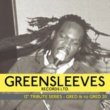 "Greensleeves Tribute 12"" Series - GRED 16 to 20"