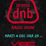 Arena dnb radio show - Vibe fm - mixed by INFLEX - 4-Dec-2012