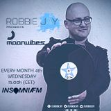 Robbie Jay - Moonvibes Podcast [088] on InsomniaFM (House with Classic melodies)