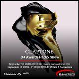 DJ Awards 2016 Radio Show #012 (Claptone Guest Mix)