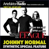 AR058 THE JOHNNY NORMAL SYNTHETIC SPECIAL FEATURE - THE HUMAN LEAGUE