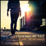 V-Trance Session 087 with Dream Maker