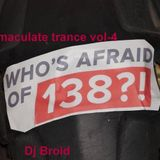 immaculate trance vol 4