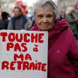 Réforme des retraites: le sacrifice des anciens ? - avec les syndicats CGT,  CFE-CGC et FSU