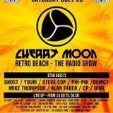 23-07-16 Cherry Moon Retro Beach the radio show - Mind Mix