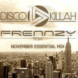 Disco Killah & Frennzy - November Essential Mix