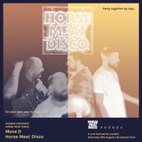 Horse Meat Disco live at Phonox