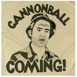 Dada Life, Showtek & Justin Prime -  Cannonball T-Shirt (Kariba Mush-up)