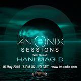Ani Onix Sessions - May 2015 - Ep. 09 -  On TM- Radio & Nube Music Radio