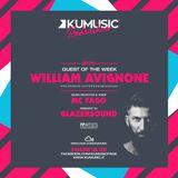 Kumusic Radioshow Ep.216 - Guest of the week: William Avignone