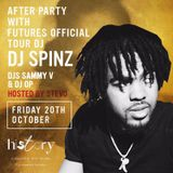 FUTURE AFTERPARTY - FRIDAY 20TH OCTOBER @ HISTORY MCR