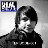 Rim ON AIR - EPISODE001