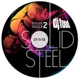 Solid Steel Radio Show 27/3/2015 Part 1 + 2 - DJ Food