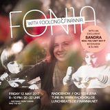 Fonia Radio Show - Session 45 (Guest: Sandra)