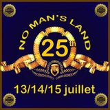 D'j-R , Lord Charles,  Kejo Feat. Claude @ No Man's Land 13-07-2018