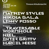 Inter Gritty @ Klubnacht - Tresor Berlin - 04.01.2014