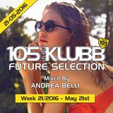 FUTURE SELECTION WEEK 21-2016