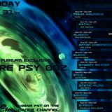 Stormy Rayner - Pure Psy 002 Exclusive On Pure.fm