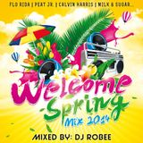 Dj RoBee - WELCOME SPRING  Mix
