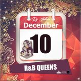 Jukess Advent Calendar - 10th December: R&B Queens